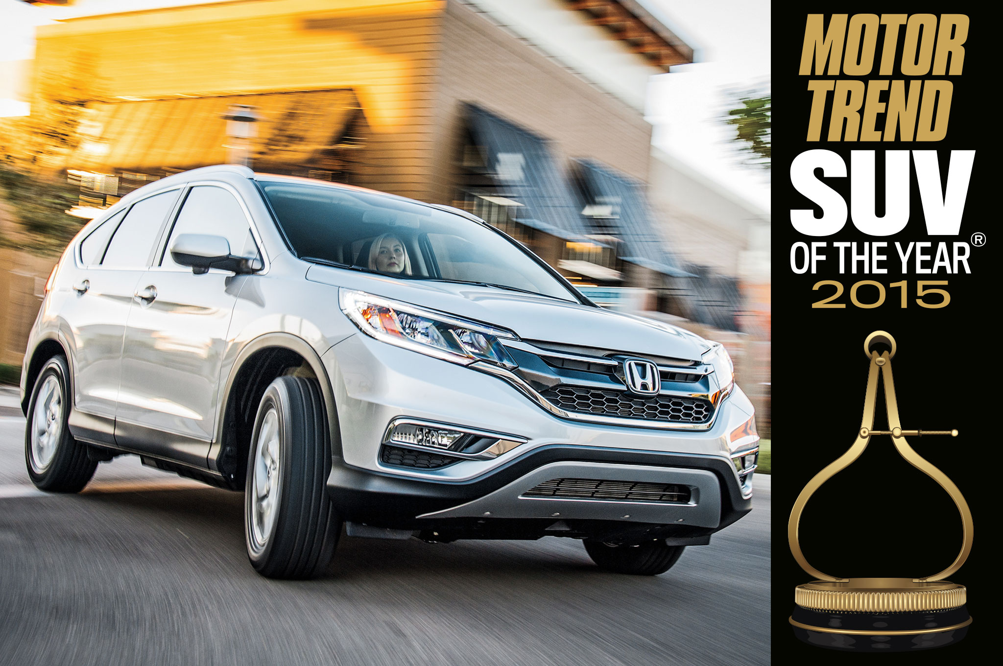 Honda Cr V Named 2015 Motor Trend Suv Of The Year